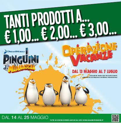 Volantino valido dal 14/05/2013 al 25/05/2013