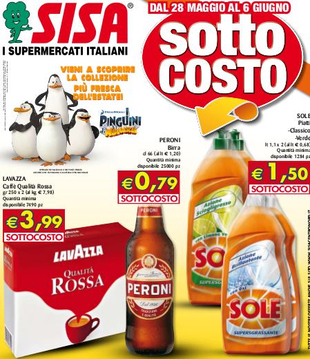 Volantino valido dal 28/05/2013 al 06/06/2013