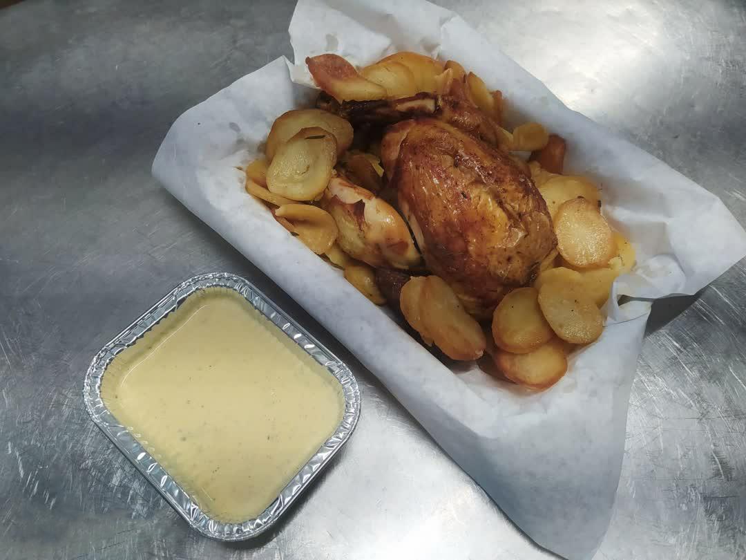 Specialità: torna il pollo al cestello!